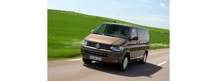 Volkswagen Multivan kisbusz bérlés
